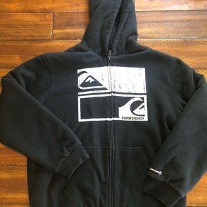 Quicksilver hoodie